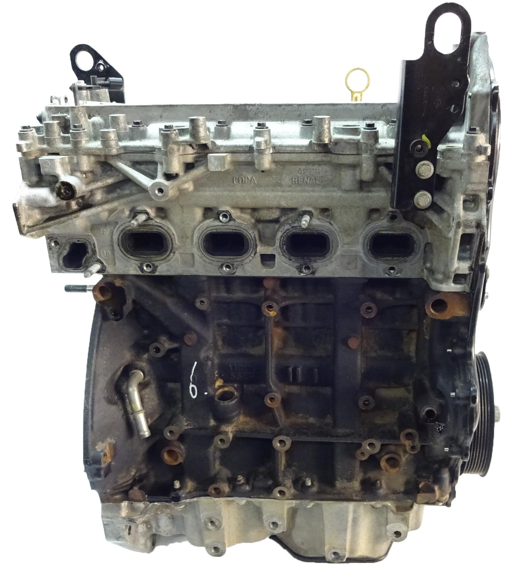 Motor 2012 Renault Megane Grand Scenic Scenic Fluence 1,6 D Diesel R9M402 R9M