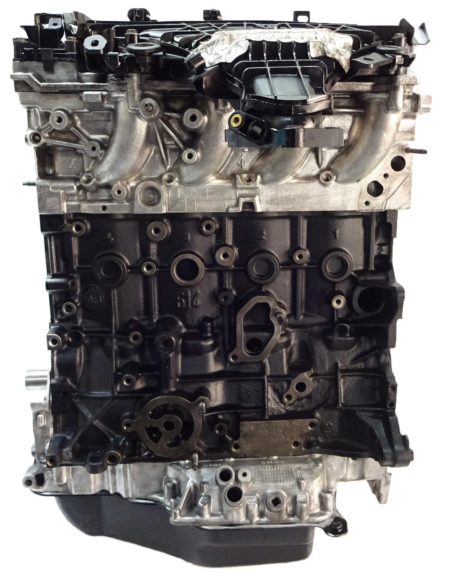 Motor 2010 Ford Mondeo IV 2,0 TDCi Diesel UFBA 140 PS