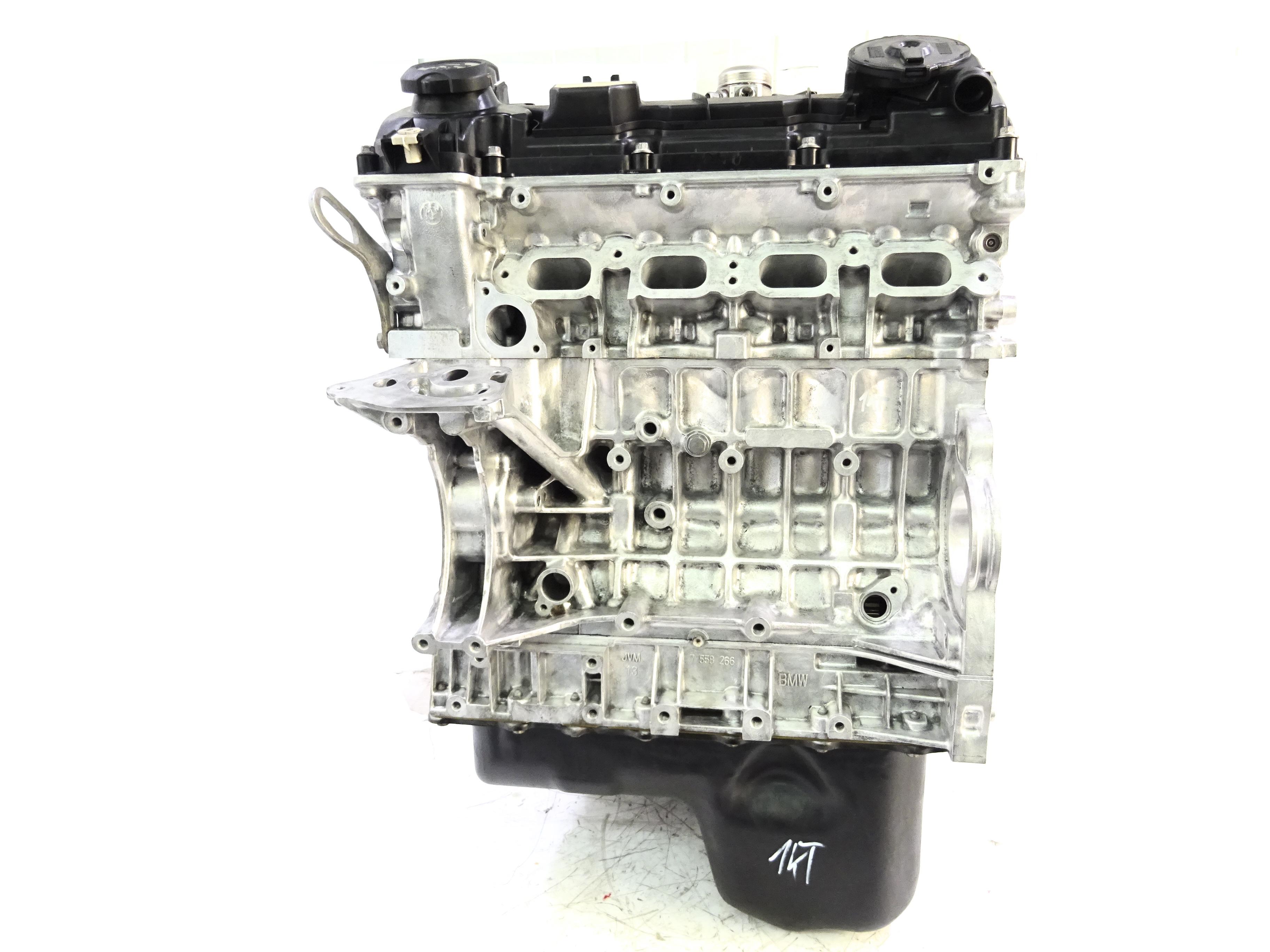 Motor 2010 für BMW E90 E91 E92 E93 2,0 N43B20A Kolben Kettensatz Dichtungen NEU