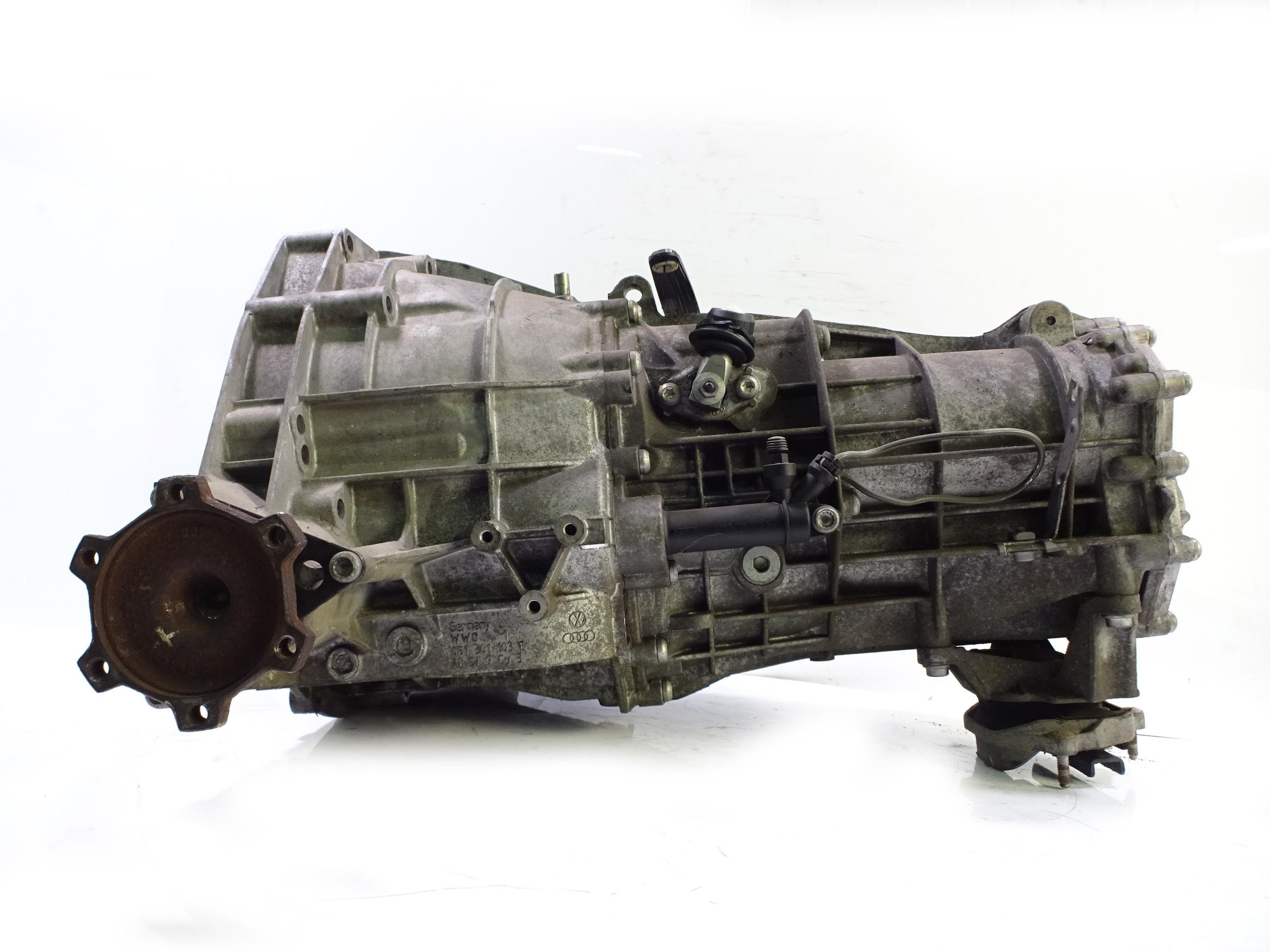 Caja de cambios manual JJF Audi A4 A5 1,8 TFSI CAB CABB 118 KW 160 CV