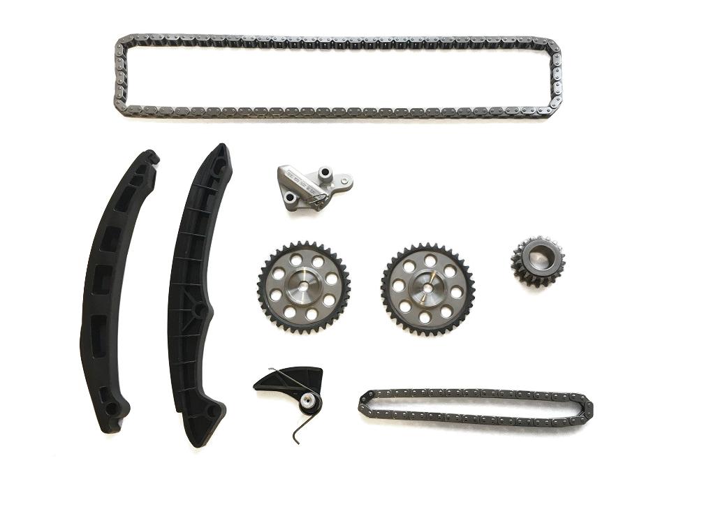 Kit catena di distribuzione Catene set di catene VW 1,4 FSI BLN BMY BLG NUOVO