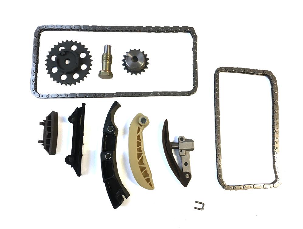 Kit de cadena de distribución la Cadena juego de cadenas VW 3,2 R32 BFL AZZ BFD NUEVO