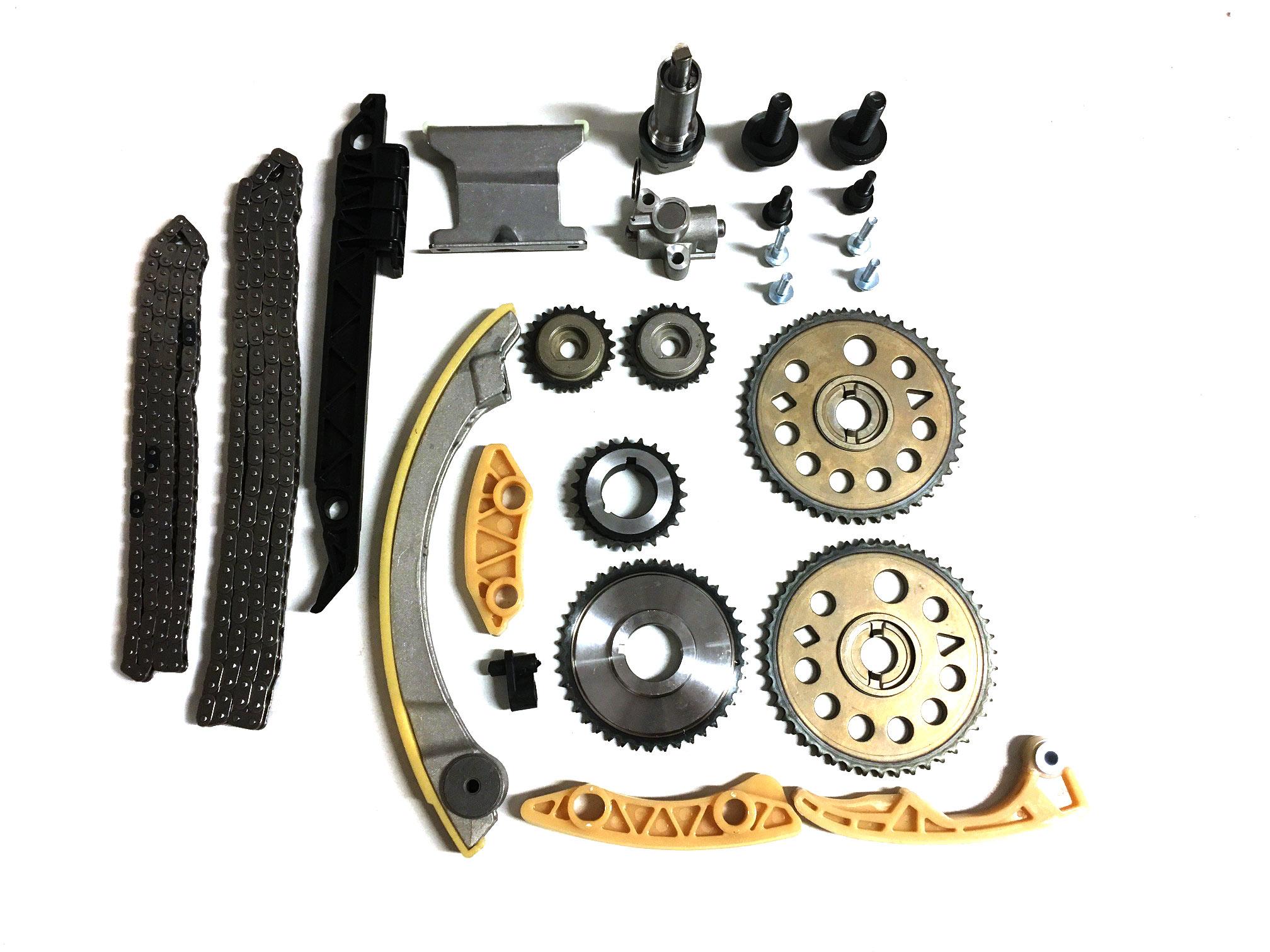 Steuerkettensatz juego de cadenas Conjunto de Opel, Fiat 2,2 16V Z22SE Z22YH 55570337 NUEVO