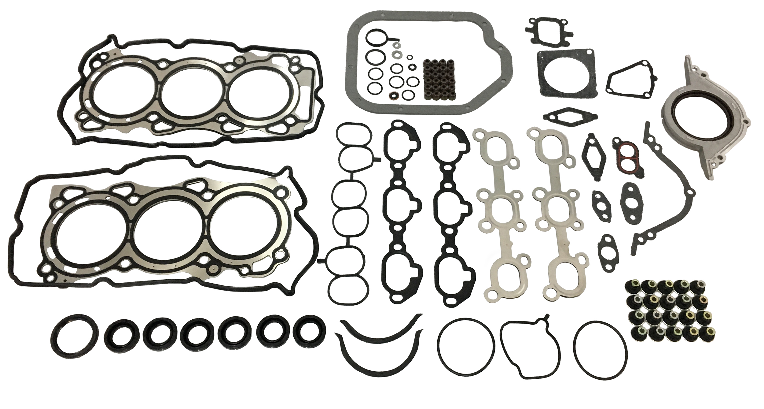 Gasket set cylinder head gasket for Nissan FX 35 350Z VQ35DE 3.5 NEW