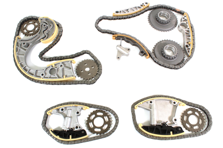 Kit de cadena de distribución Audi VW 3,0 TDI quattro BMK 079109467AE NUEVO