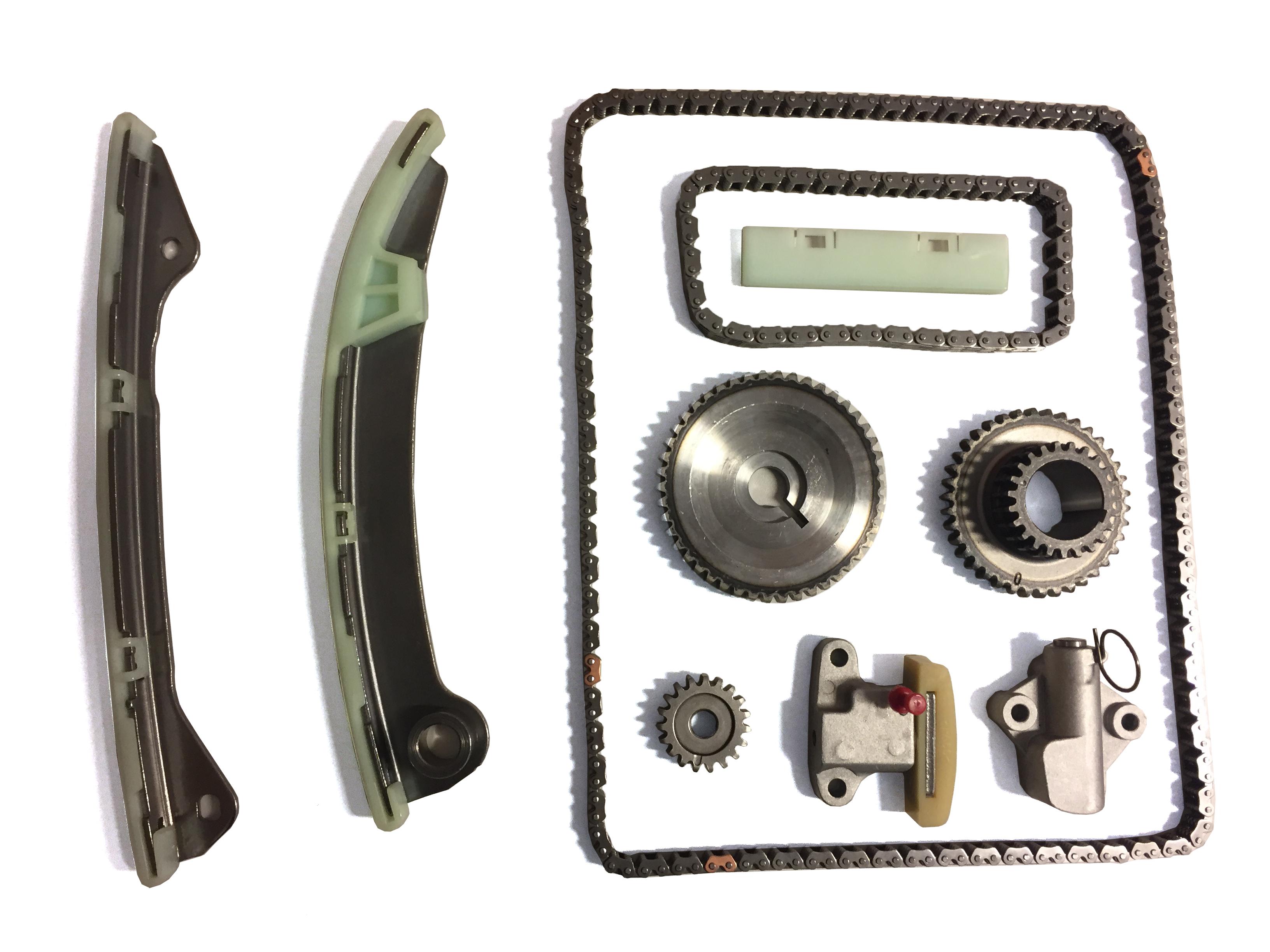 Kit de cadena de distribución la Cadena juego de cadenas para Nissan T31 2,0 MR20DE NUEVO
