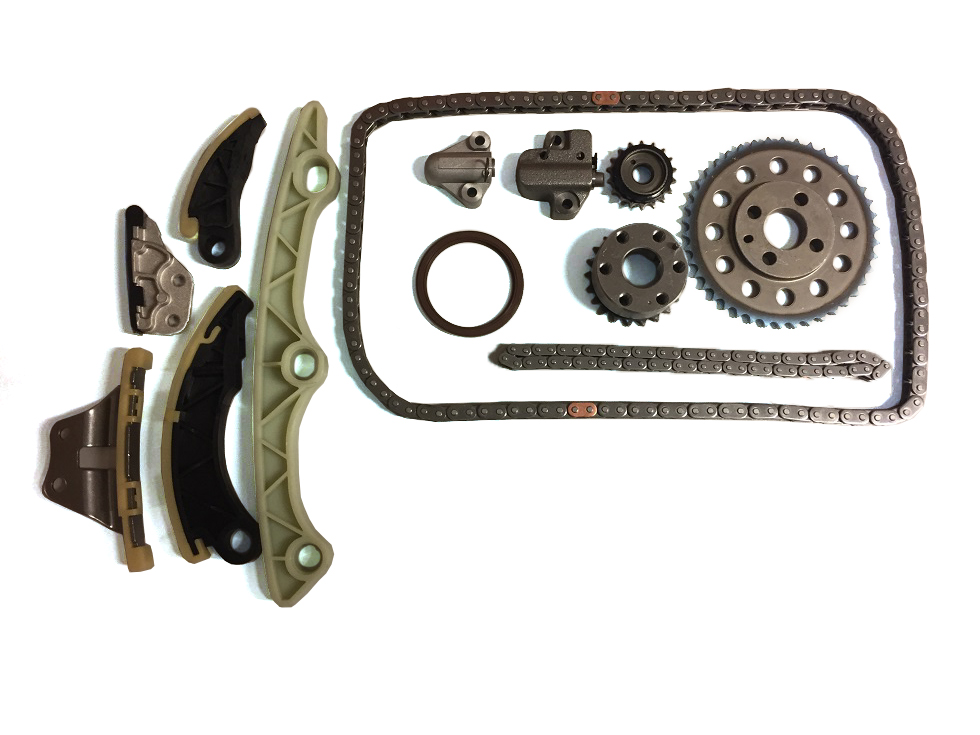 Steuerkettensatz juego de cadenas Mazda 3 CX-7 2,2 Diesel R2AA NUEVO DE249260
