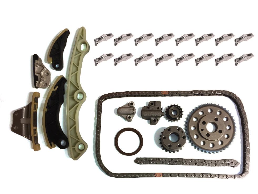 16x Levier de bascule Kit de distribution de la chaîne Mazda 3 BL 2,2 MZR-CD R2AA R2AA-12-130B NOUVEAU