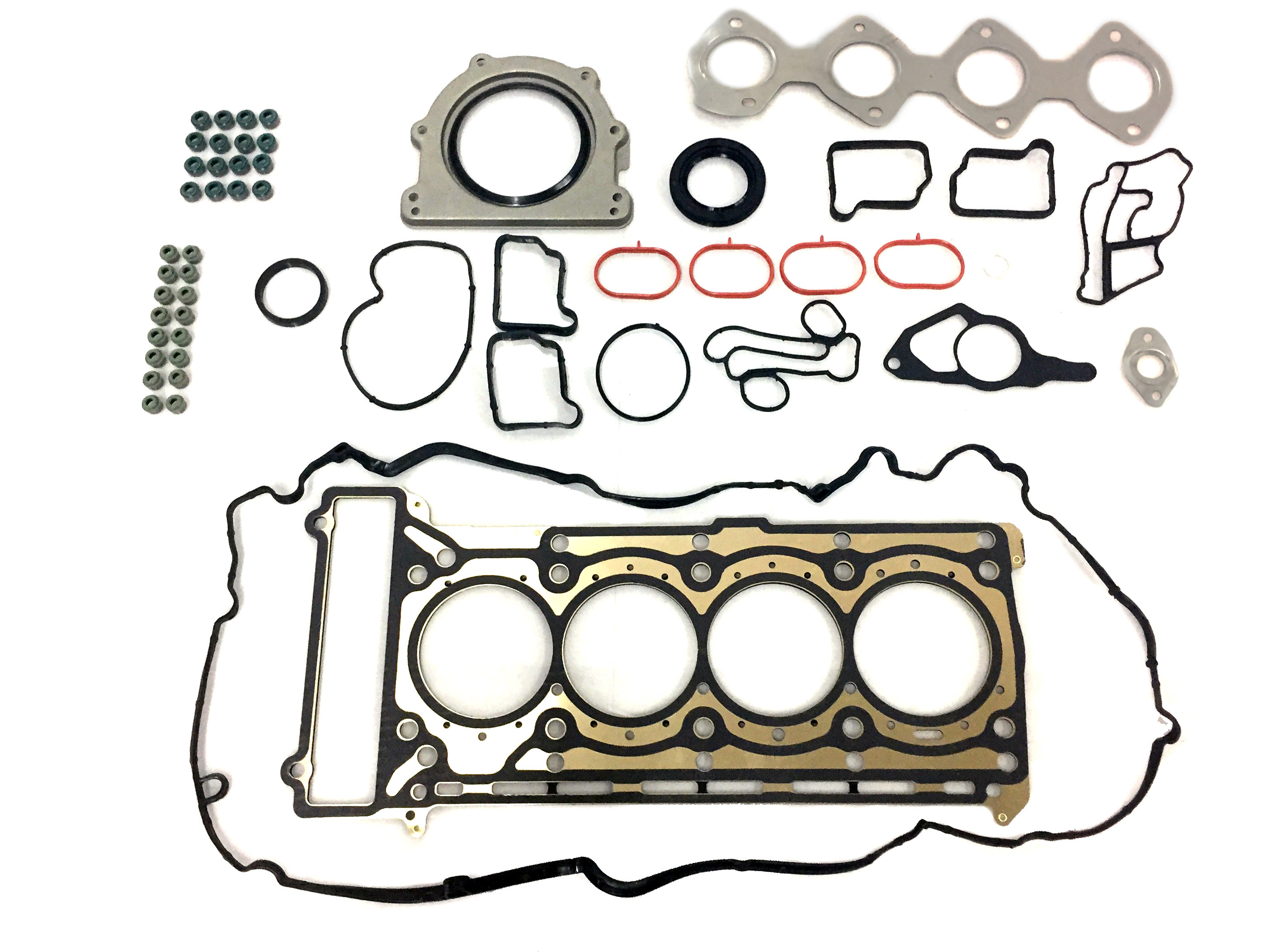 Cylinder head gasket set for Mercedes-Benz of 1.8 CGI 271.860 NEW