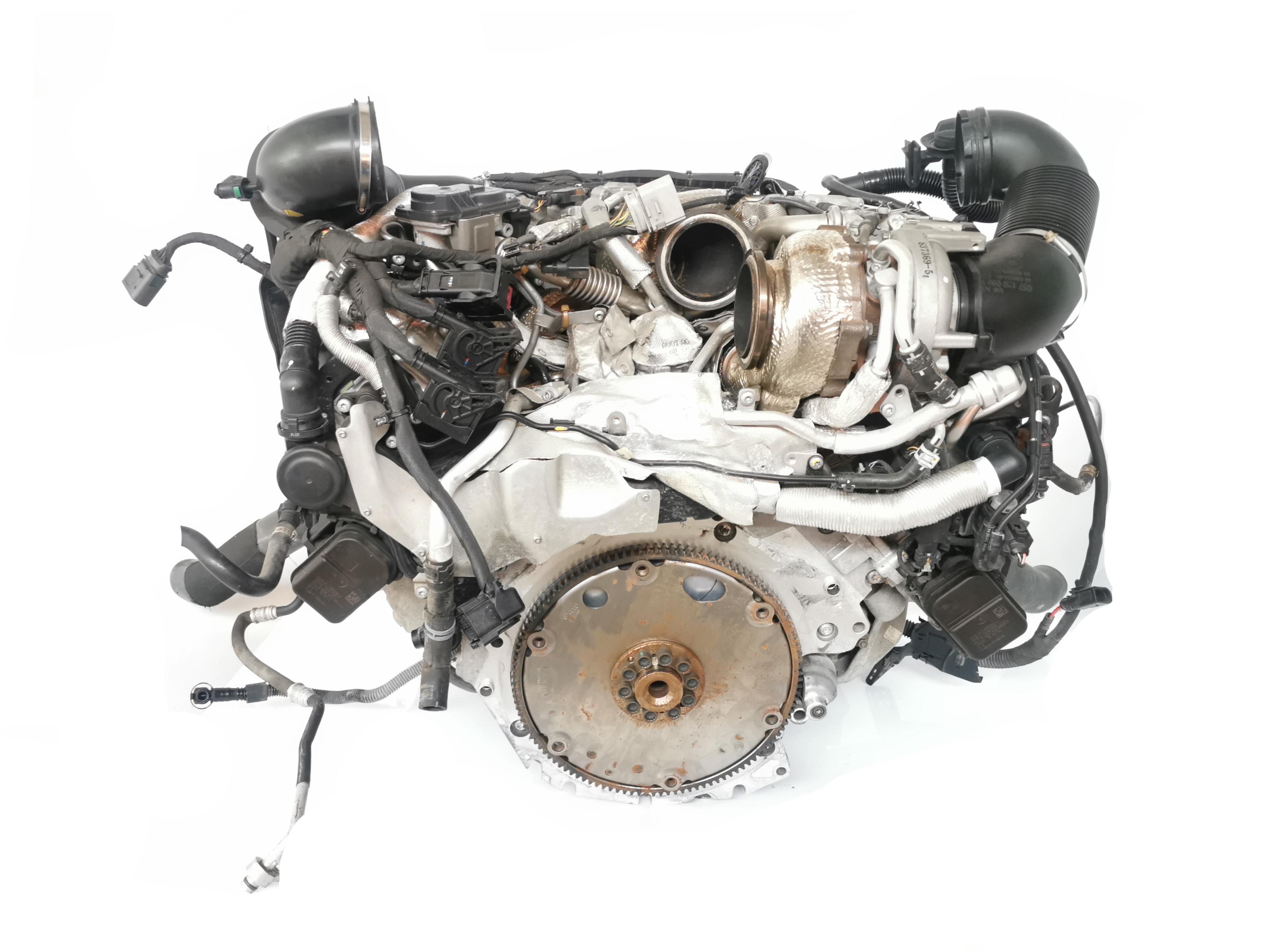 Motor komplett Bentley Audi 4,0 D V8 CZA CZAC