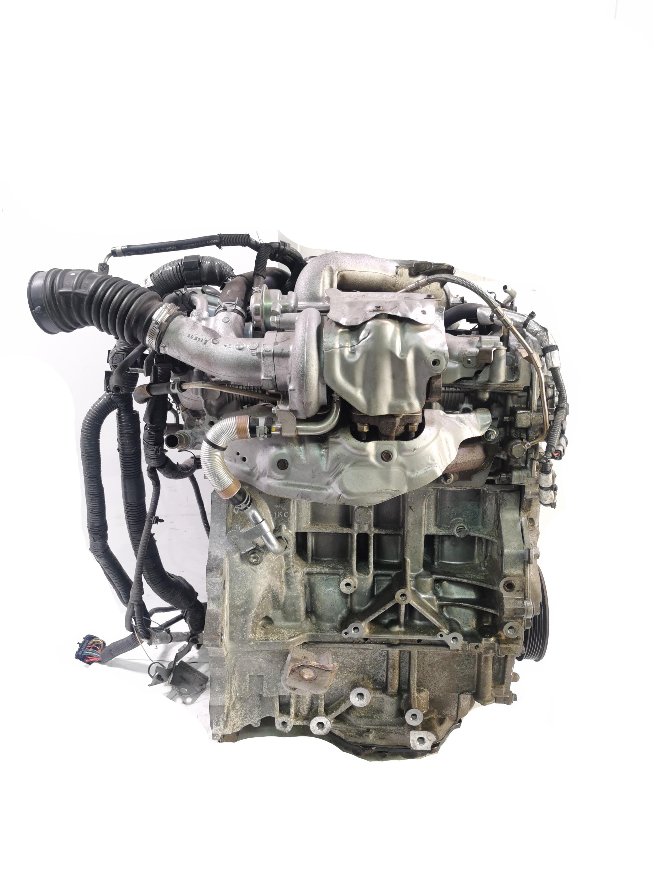 Motor mit Anbauteilen 2015 für Nissan 1,6 DIG-T MR16DDT MR16