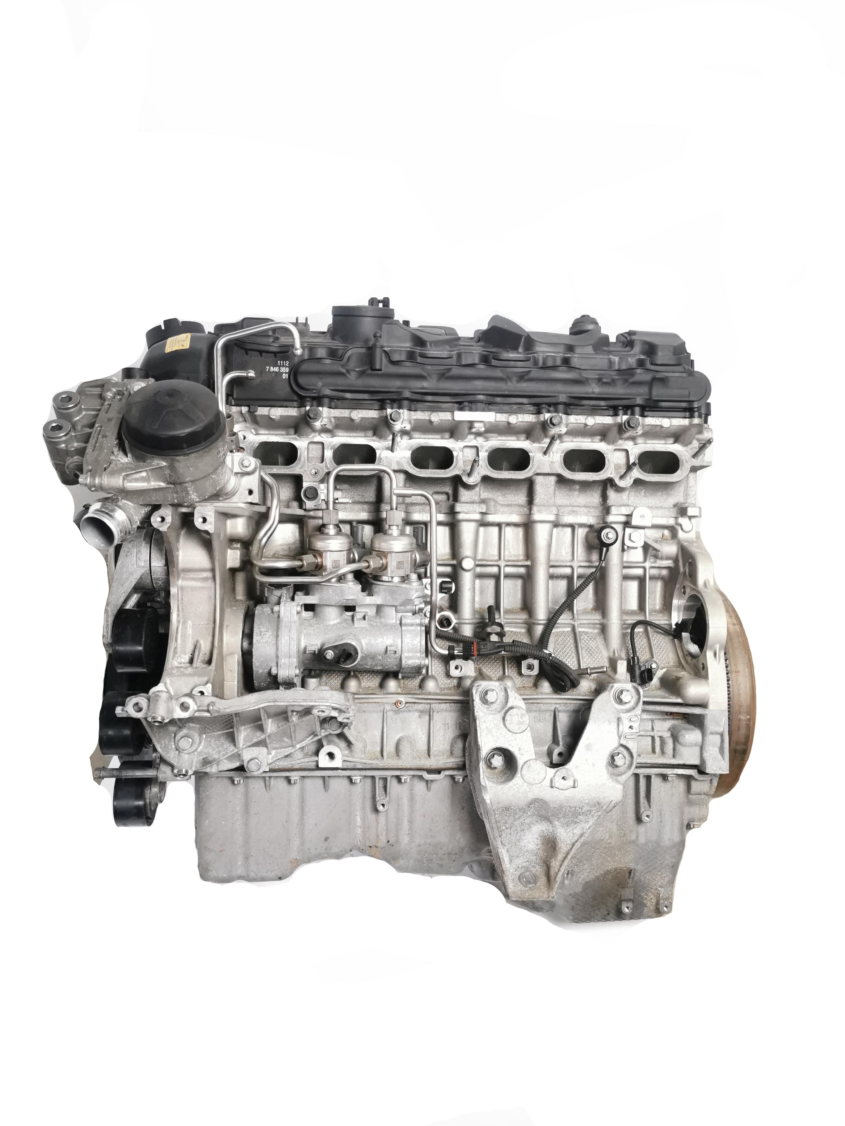 Motor BMW 3er F30 F80 4er F32 F82 M3 M4 S55 S55B30A 431 PS