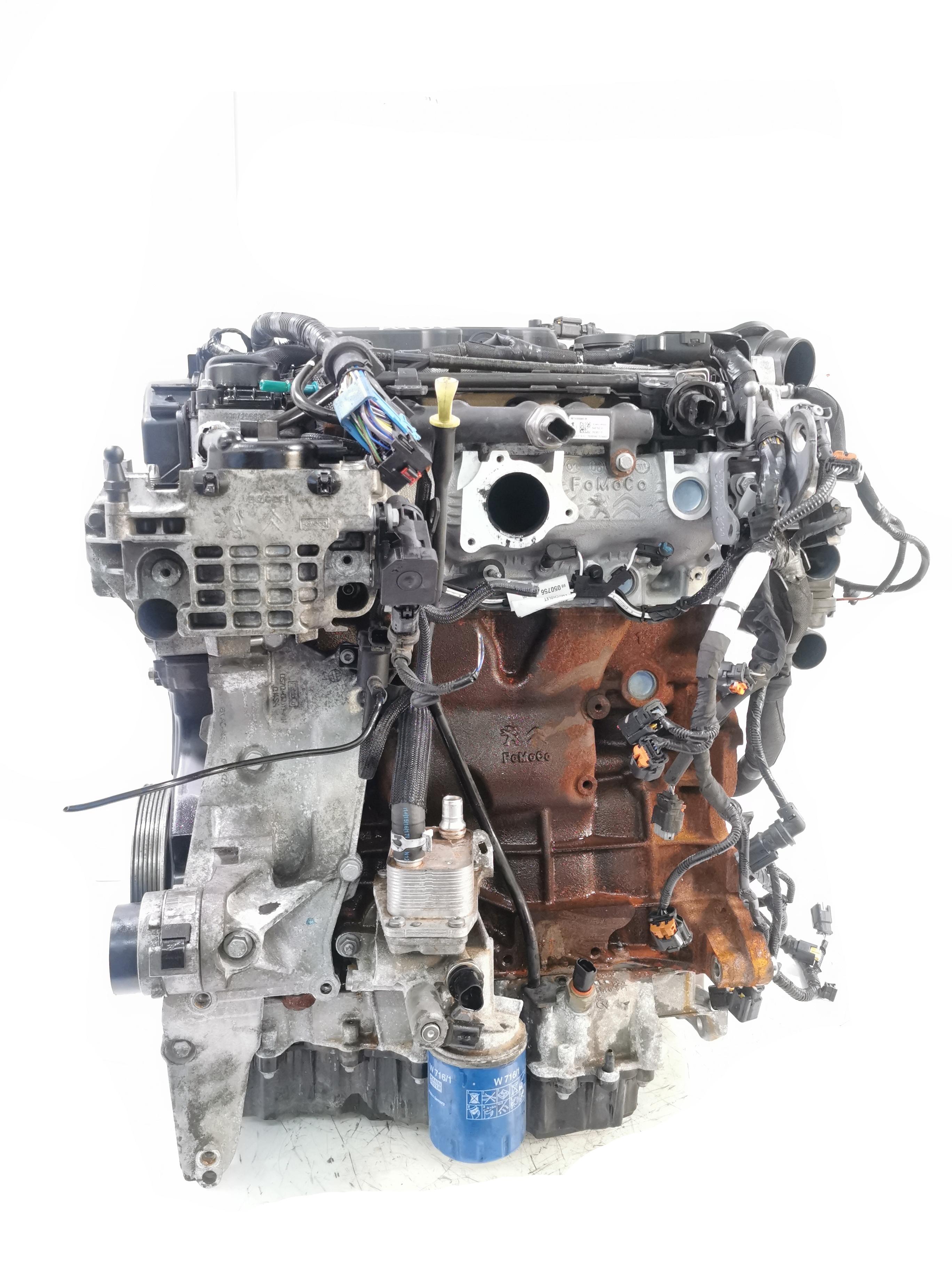Motor mit Anbauteilen 2017 Ford Kuga II DM2 2,0 TDCi T7MA