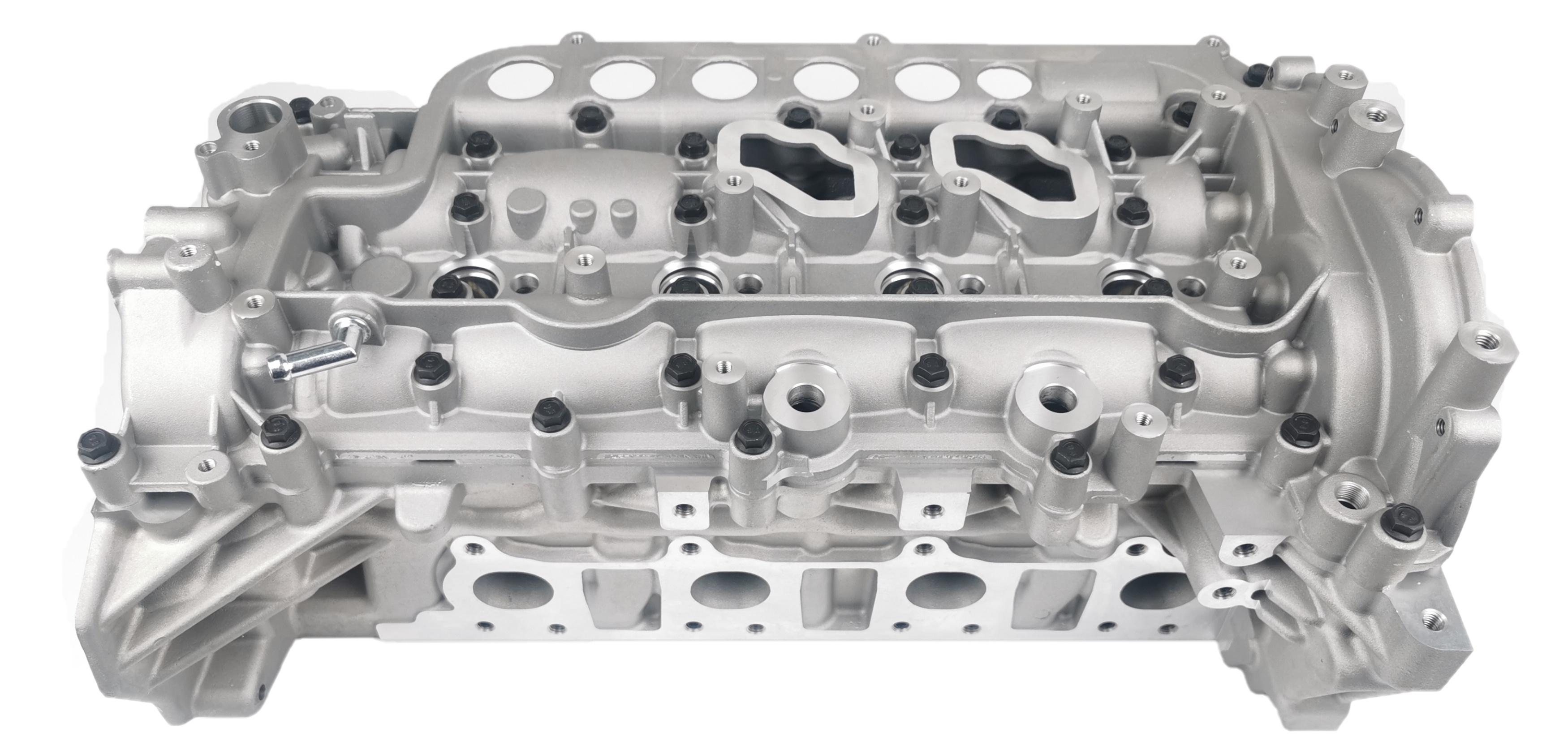 Zylinderkopf für Nissan Primastar Qashqai 2,0 dCi M9R780 M9R782 M9R784 NEU