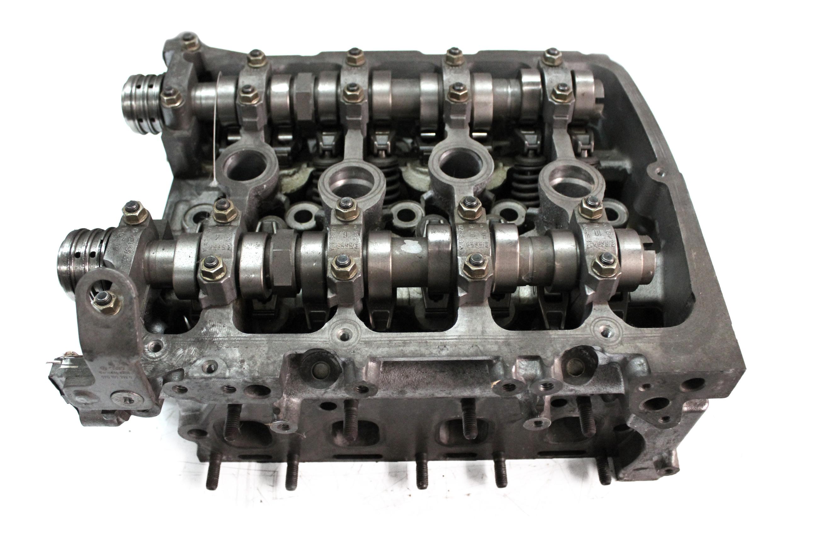 Zylinderkopf Kopf Nockenwelle VW Passat 3B 4,0 W8 BDN 07D103374J rechts Zyl 1-4