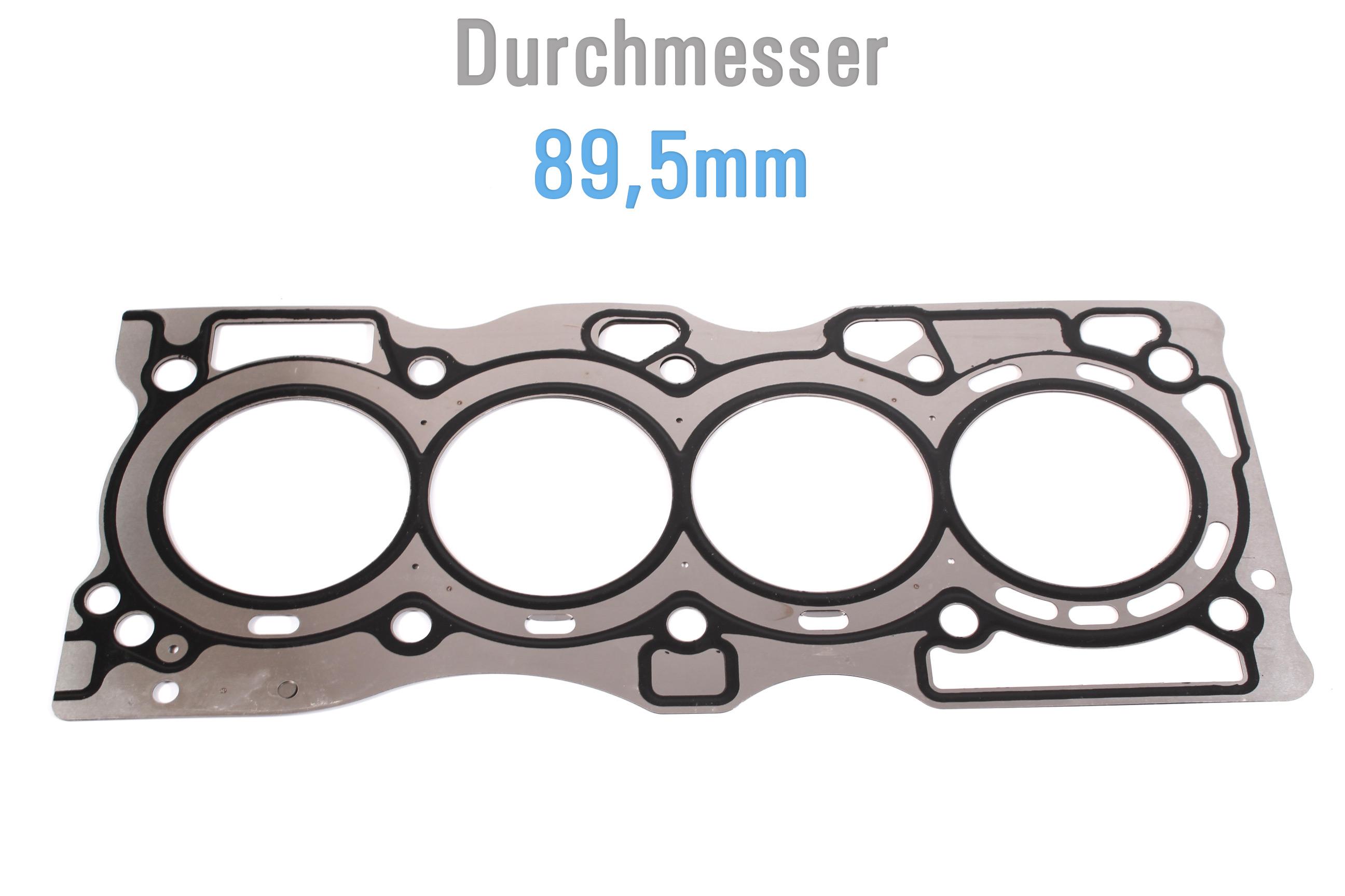 Zylinderkopfdichtung für Nissan Frontier 2,5 QR25 QR2DE 11044-EA001 NEU