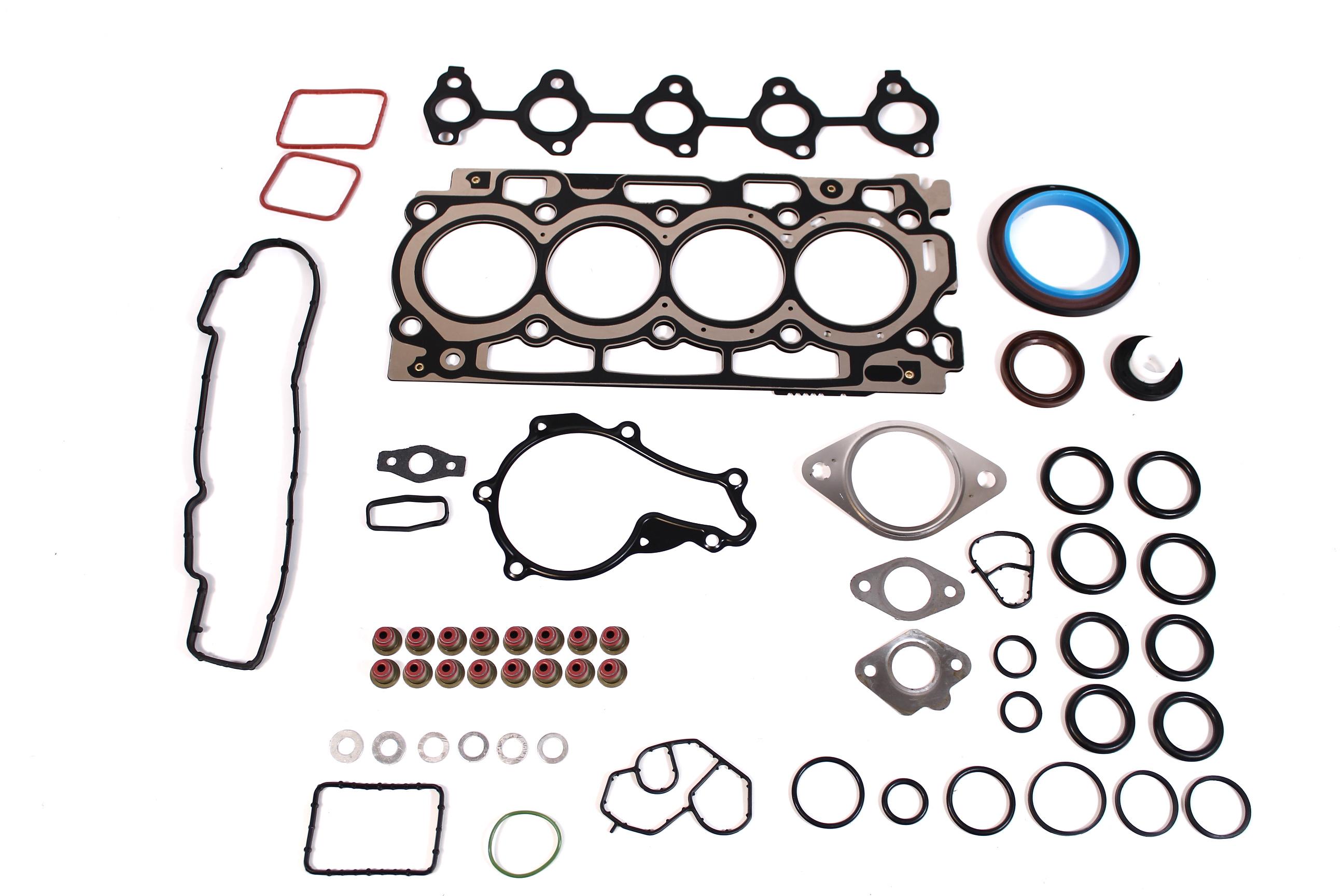 Dichtungssatz Zylinderkopfdichtung Ford C-Max Fiesta 1,6 TDCI GPDB GPDC HHDA NEU