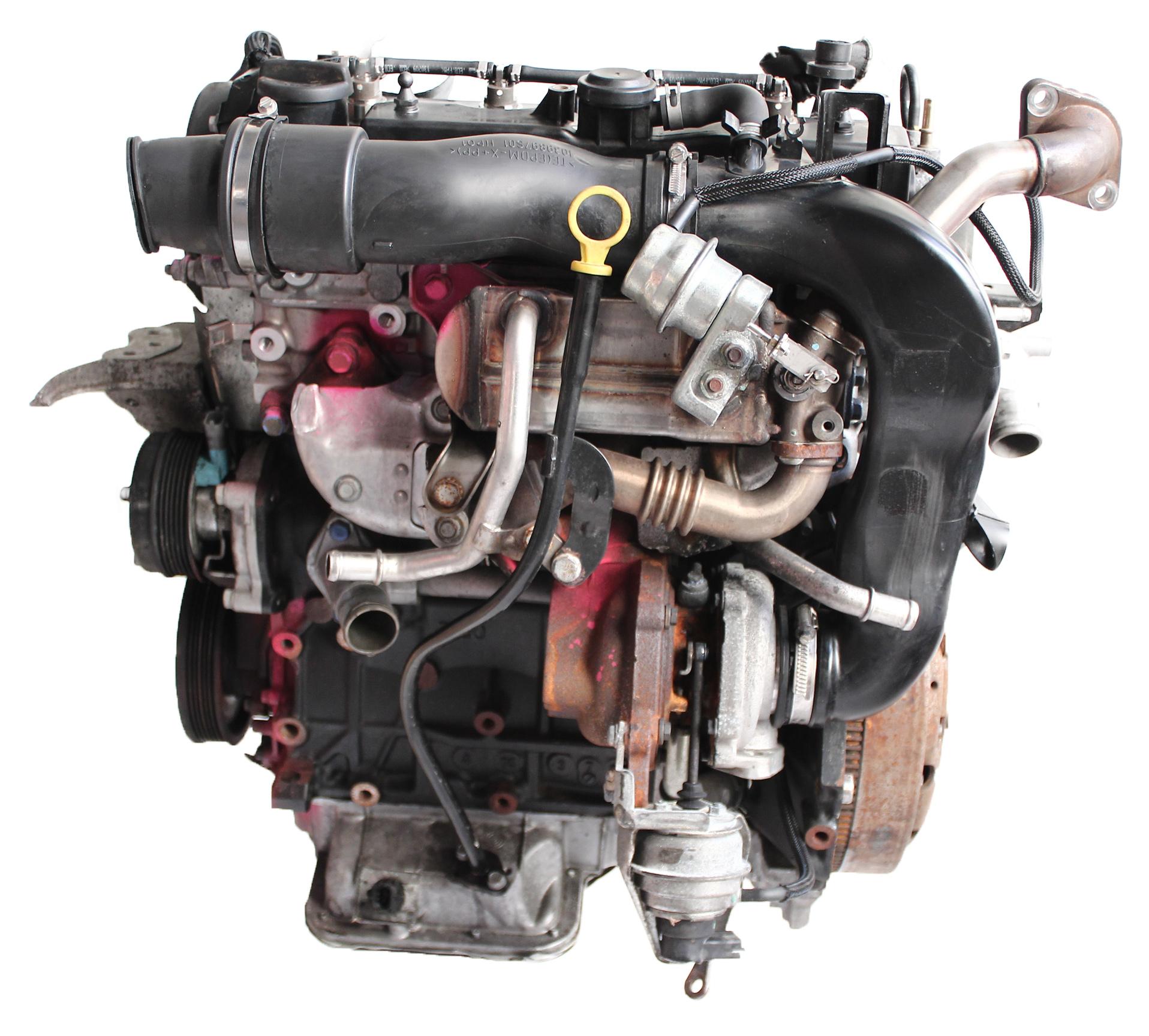 Motor 2012 Opel Astra J GTC 1,7 CDTI Diesel A17DTE A17 110 PS