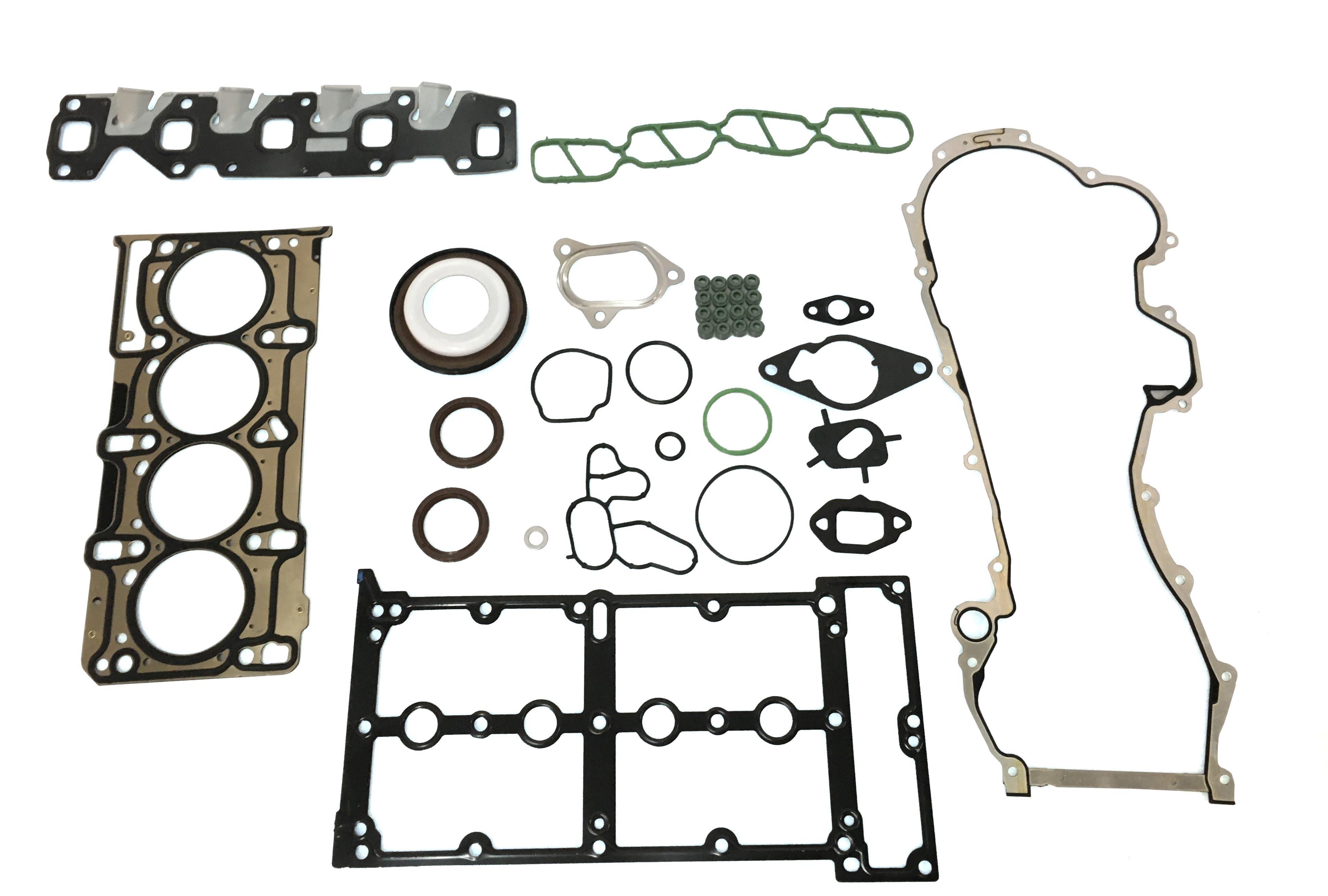 Dichtungssatz Zylinderkopfdichtung Opel Agila 1,3 CDTI 16V Z13DT Z13DTJ NEU