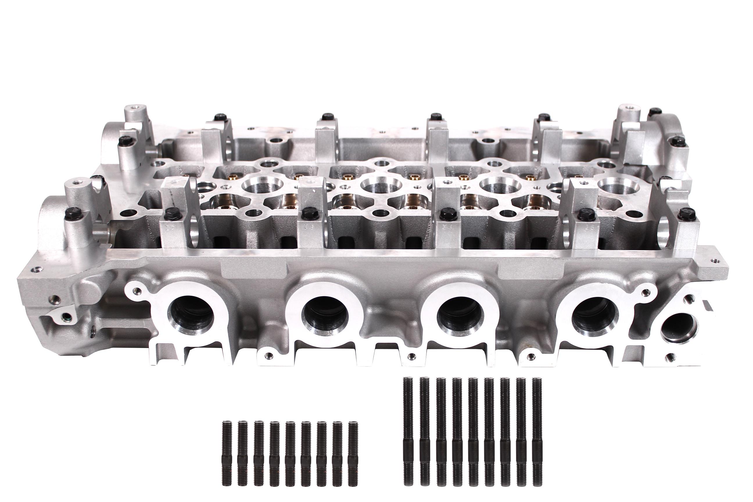 Testa cilindro Nissan Primastar X83 2,5 2,5 dCi G9U G9U730 1104100QA0 NUOVO