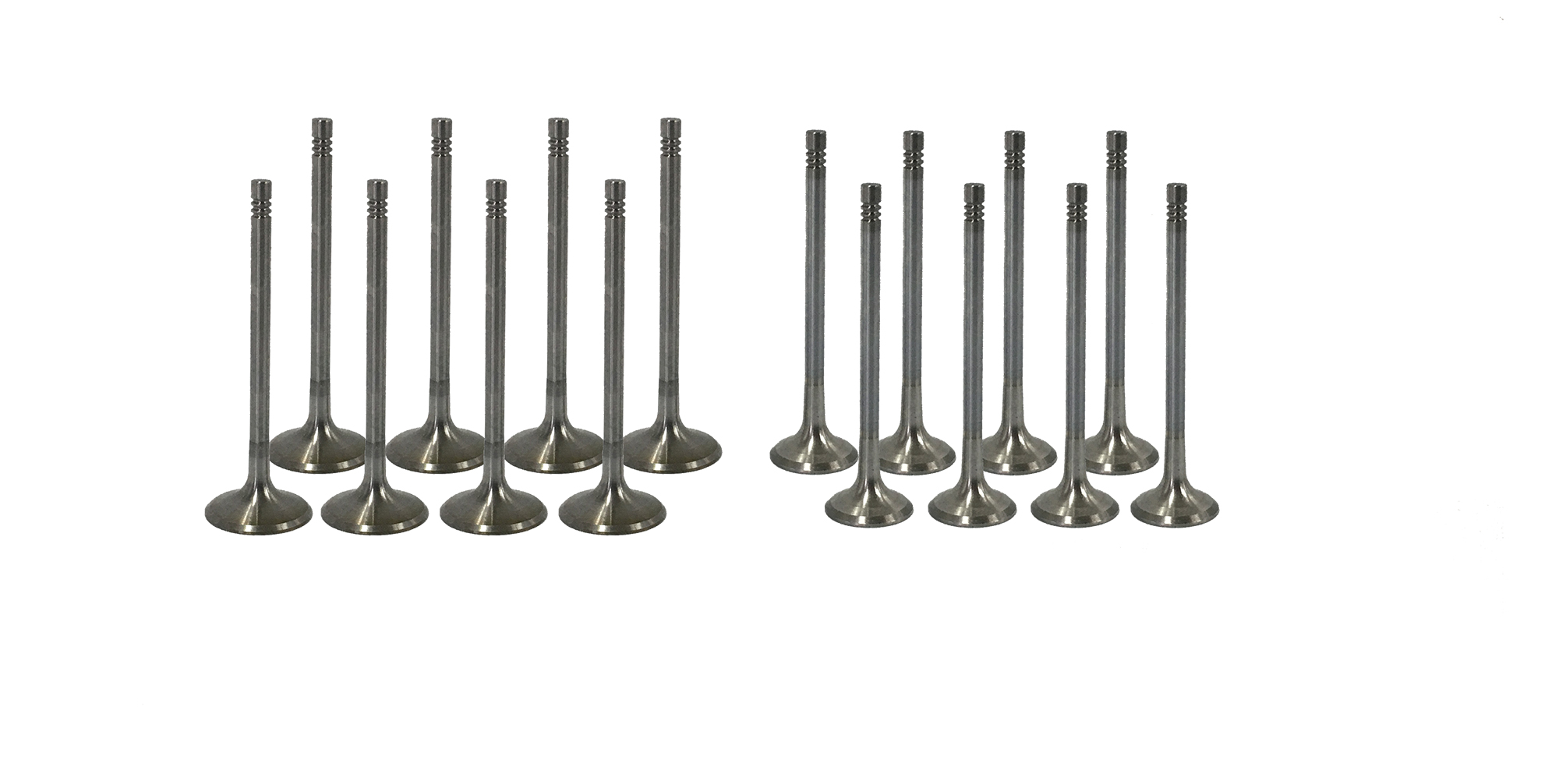 Exhaust valves intake valves set for VW Skoda 1.8 TSI TFSI CDA CCZ NEW