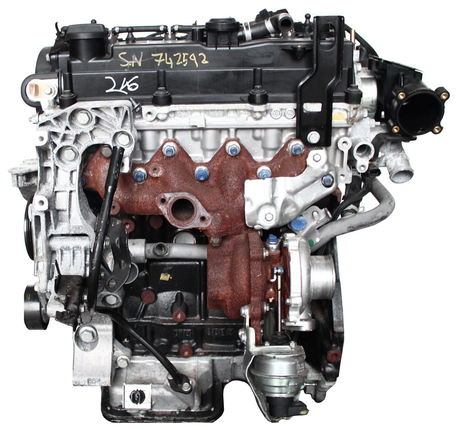 Motor 2015 Opel Astra GTC J Corsa D Meriva B Mokka 1,7 CDTI A17 A17DTS