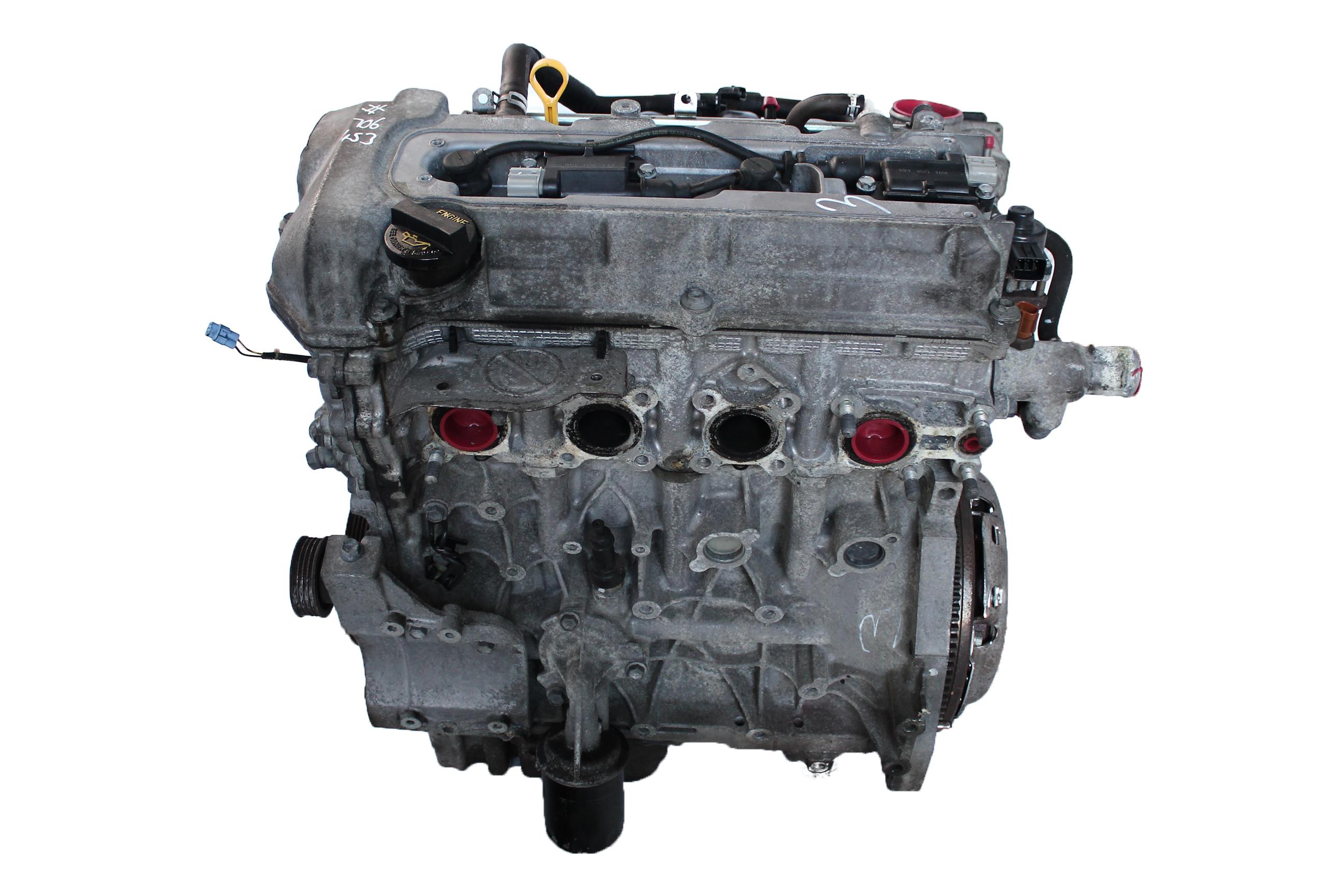 Motor 2008 Suzuki Swift III MZ EZ 1,5 M15A mit Anbauteilen