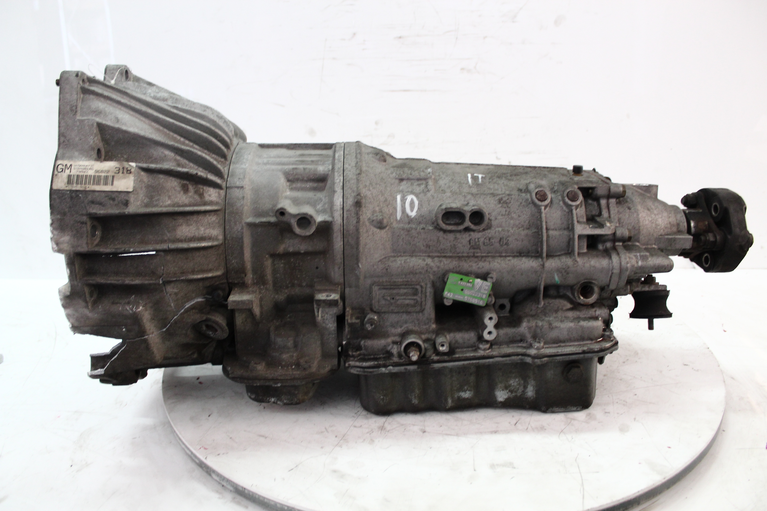 Getriebe Automatikgetriebe DEFEKT BMW 3 316i 1,9 Benzin M43B19 194E1 5766516