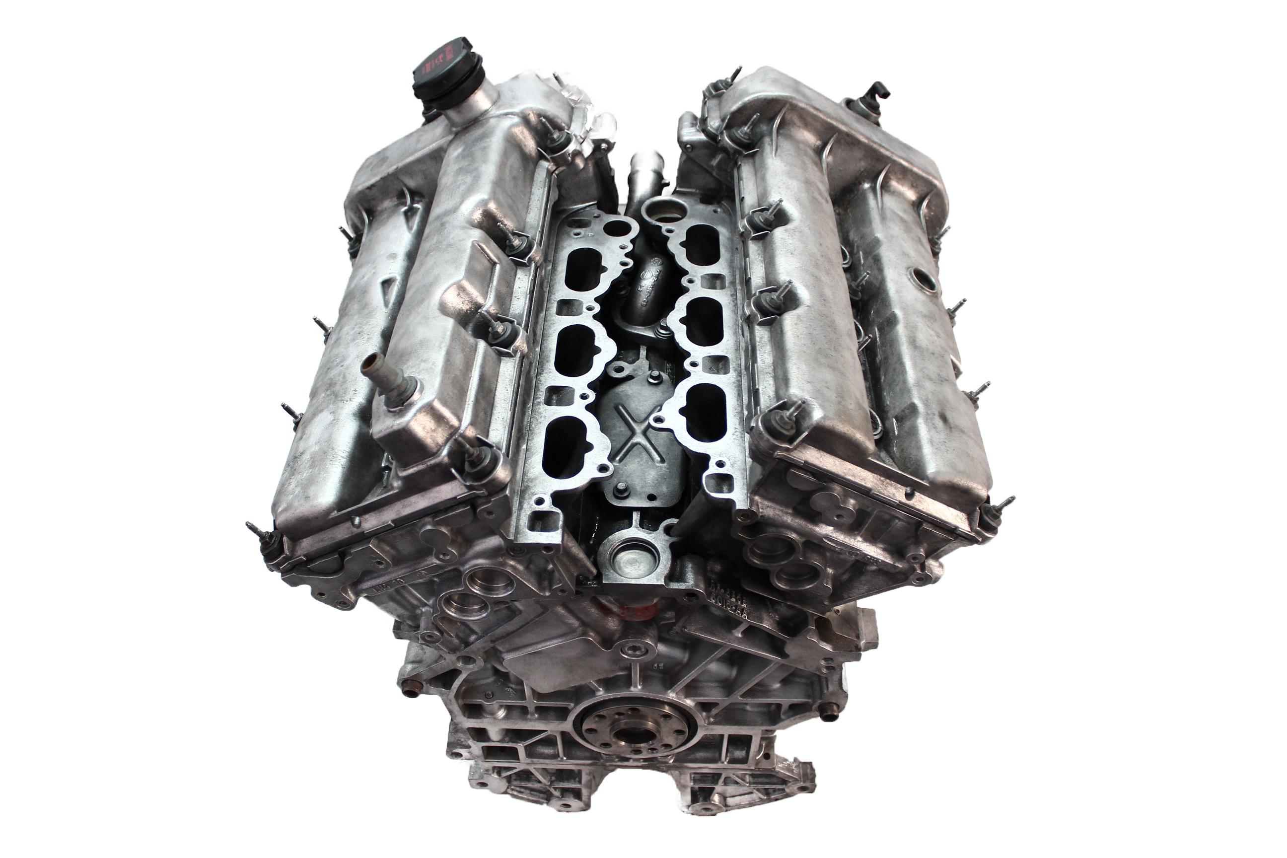 Motor 2010 Jaguar XF X250 3,0 V6 FG AJ6WG 238 PS
