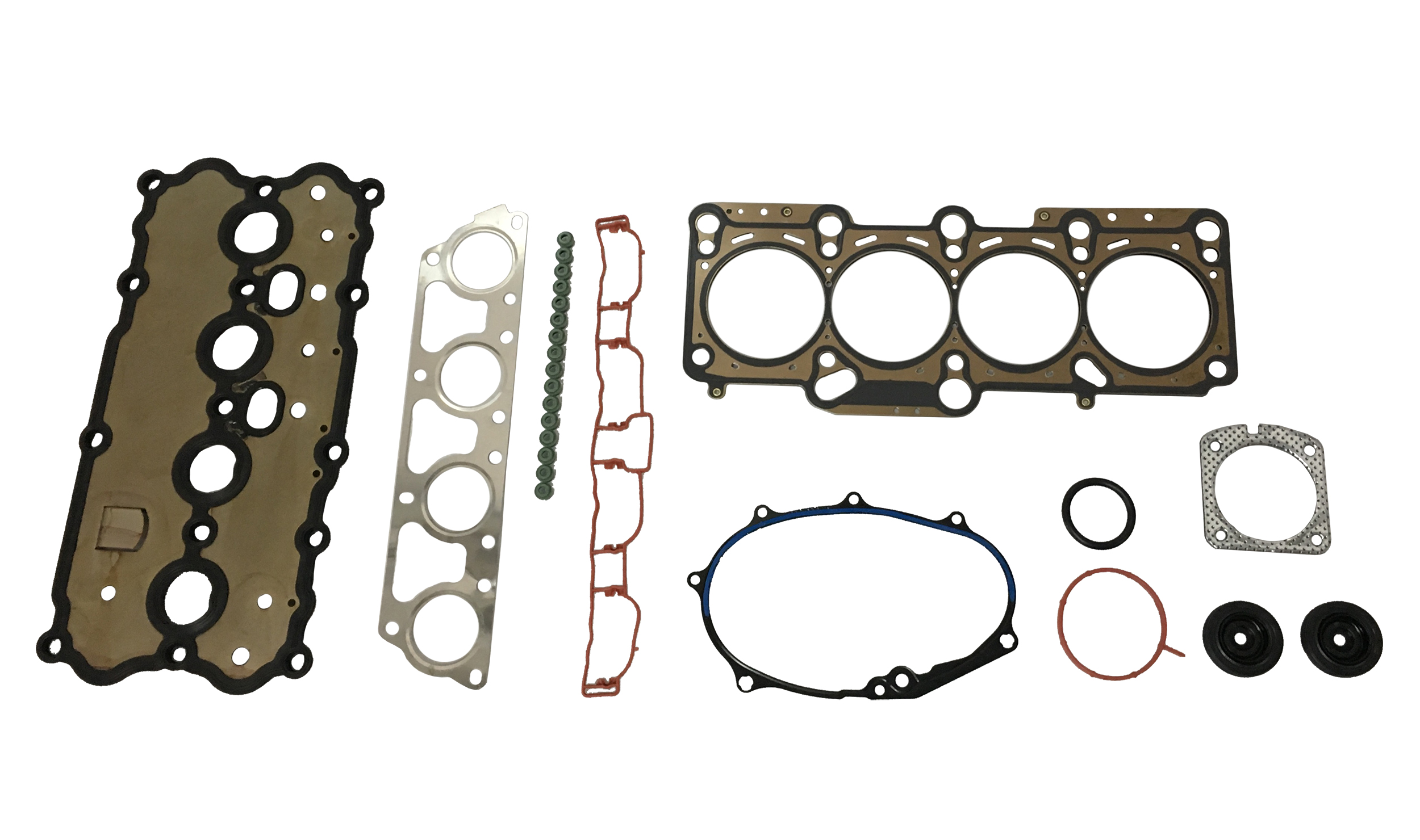 Zylinderkopfdichtsatz Zylinderkopfdichtung Audi 2,0 FSI BLR BVY 06D103383L NEU