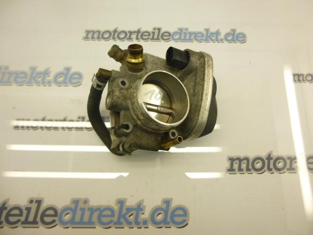 Throttle body throttle Chevrolet Opel Astra Vectra 1.8 L F18D4 Z18XER 55562380