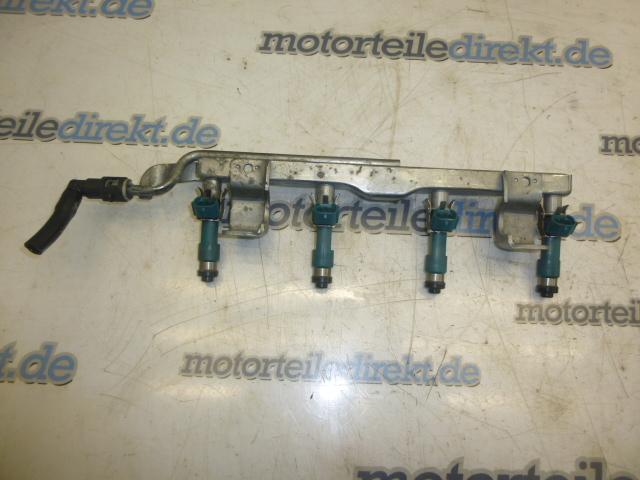 Einspritzleiste Mazda 2 II DE 1,3 Benzin ZJ-VE