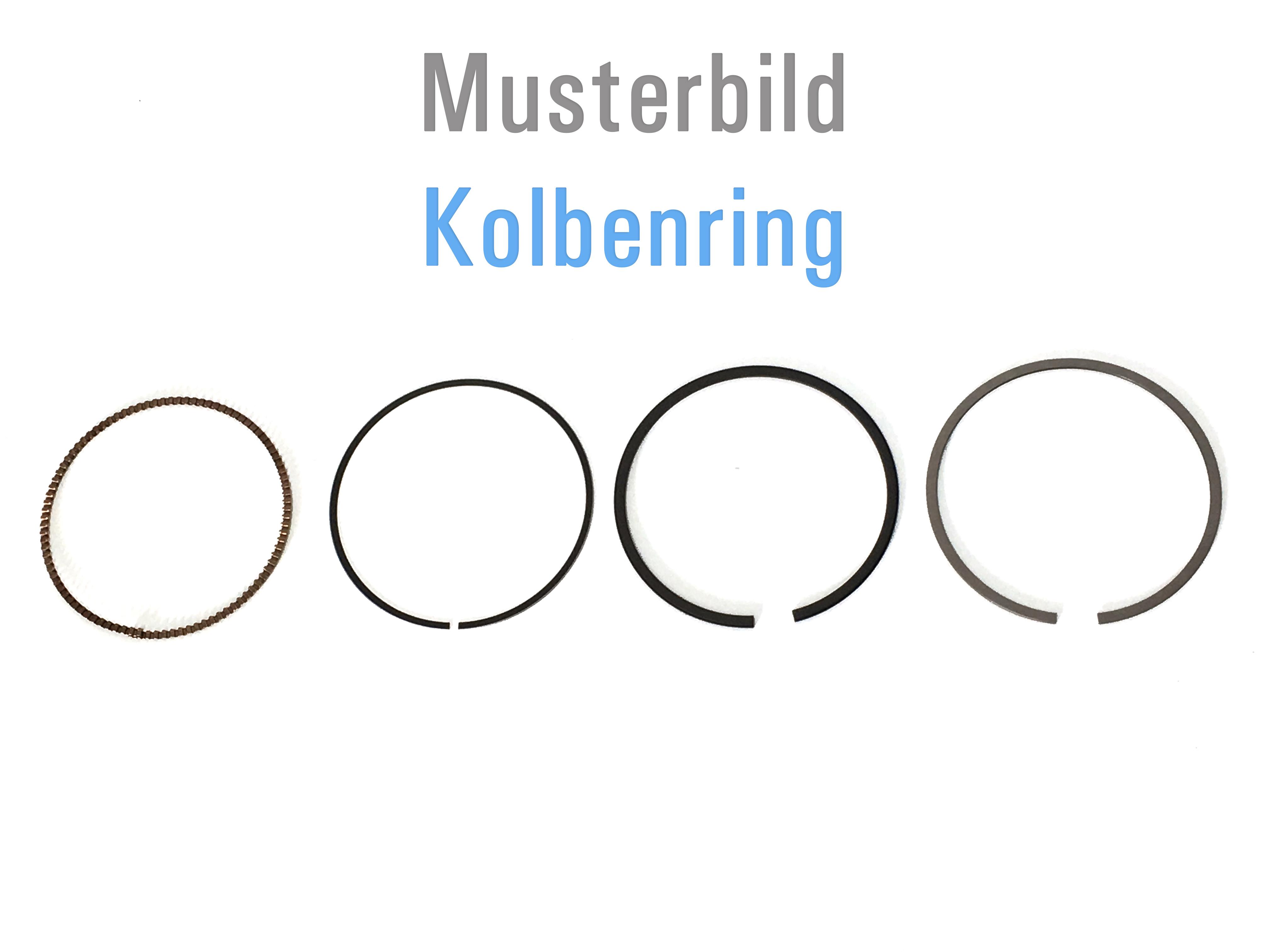 1x Kolbenring Porsche 911 997 3,8 Carrera S 97.01 99710305305 NEU
