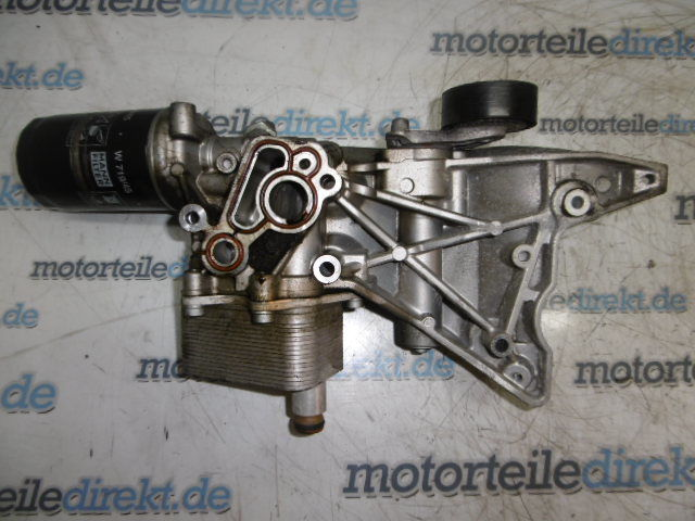 Ölfilterhalter Ölkühler Audi Seat A4 Exeo 1,8 TFSI TSI CDHA 06J903143S