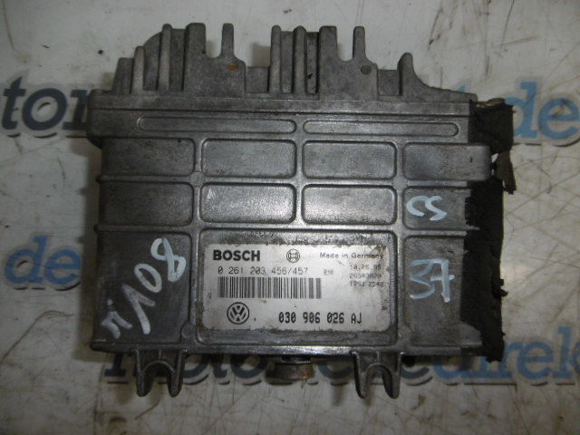 Control unit VW Polo 6N 1.3 030103374G ADX 55 HP 030906026AJ
