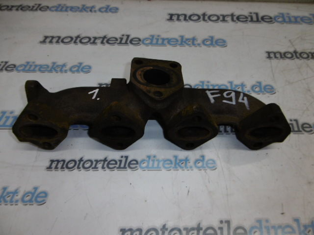 Abgaskrümmer Rover MG ZT ZT-T 75 2,0 CDTi Turbo Diesel 204D2 7786820