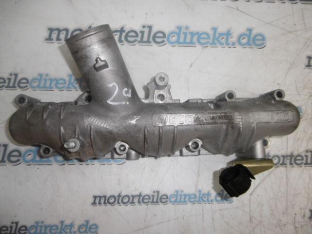 Ansaugbrücke Fiat Ducato 2,3 JTD Diesel 110 PS F1AE0481C 504058786