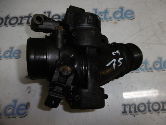 Throttle throttle Citroen Peugeot 207 1.6 HDI Diesel 9H02 9HX 9660030480