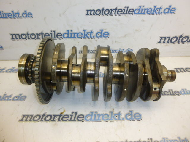 Crankshaft Seat Toledo VW Bora Golf New Beetle 2.3 V5 20V petrol AQN