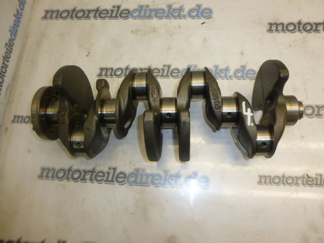Crankshaft Citroen C3 C4 1.6 VTI 120 5FWEP6 88 KW 120 PS
