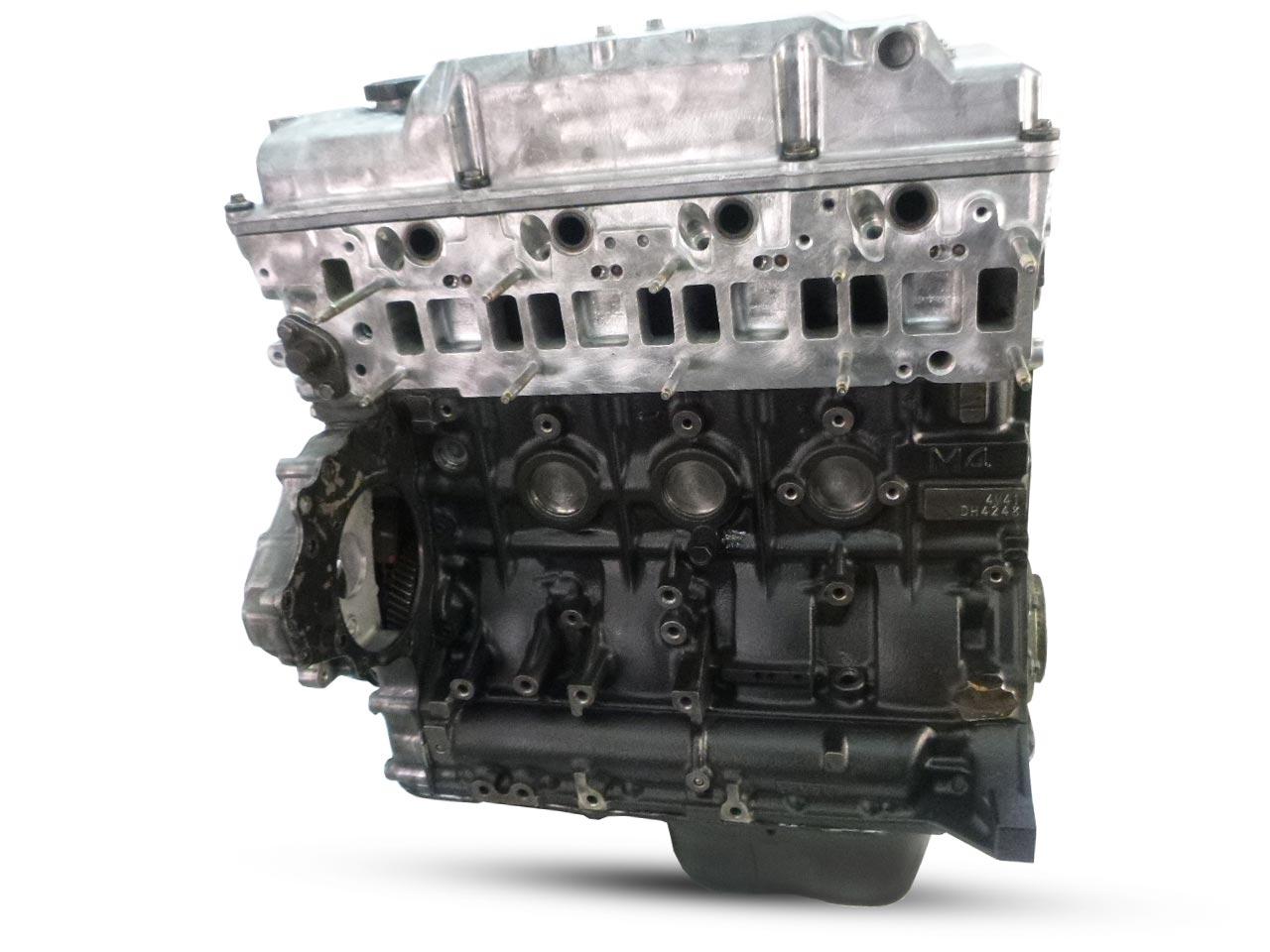 Motor Mitsubishi Pajero 3 III Shogun 3,2 Di-D Diesel 4M41 DE303398