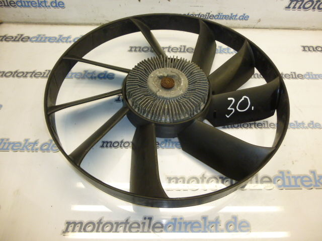 Fan wheel fan Land Rover Discovery II LJ LT 4.0 V8 4x4 systems 56D 58D 185 PS 136 KW