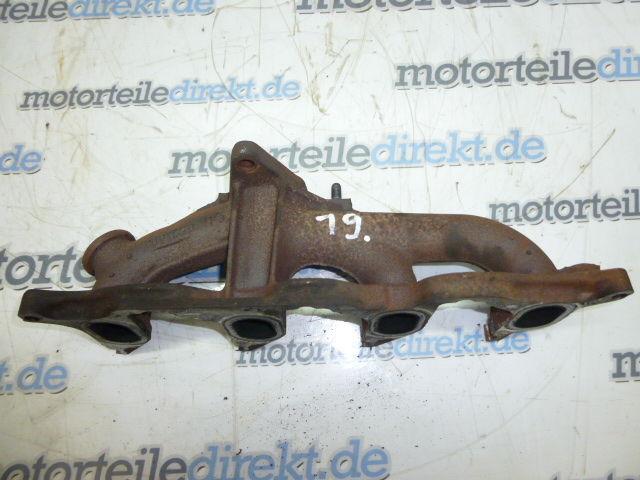 Abgaskrümmer Renault Megane II BM 1,9 dCi Diesel F9Q F9Q800 120 PS 88 KW 091430