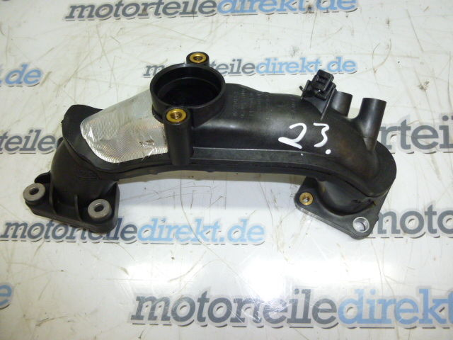 Ladeluftschlauch Ford Focus C-Max 1,6 TDCI T3DB 95 PS 9674951680