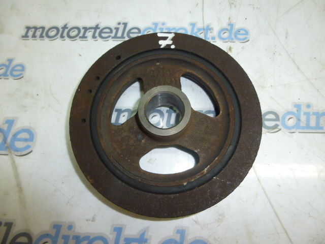 Pulley Ford Focus 1.4 16V FXDA petrol 55 KW 75 PS