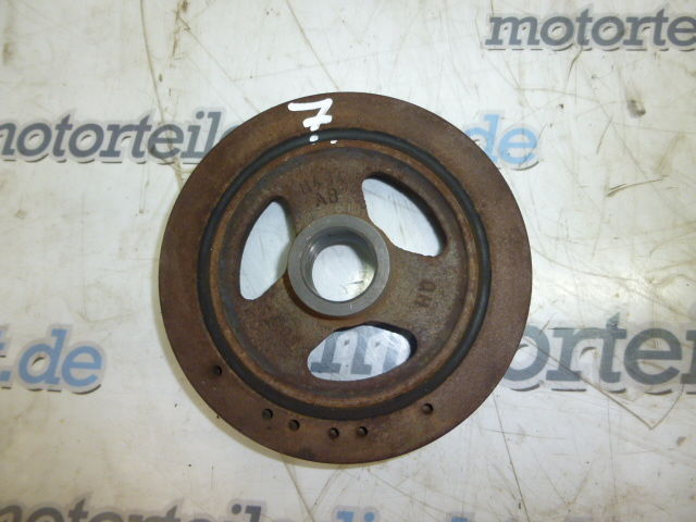 Pulley piston Ford Focus 1.6 16V petrol 100 PS 74 KW FYDB