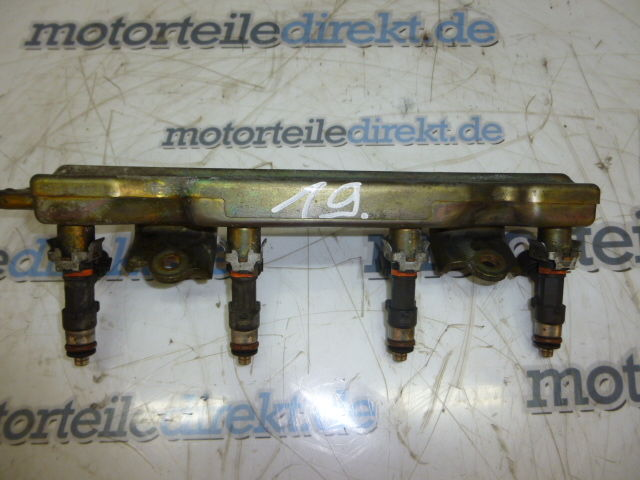 Rampa de inyectores Nissan Micra III K12 1,2 16V CR12DE 0280158013