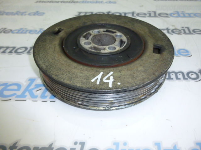 Riemenscheibe Fiat Bravo Brava Marea 1,9 TD 182A7000 100 PS 55196301