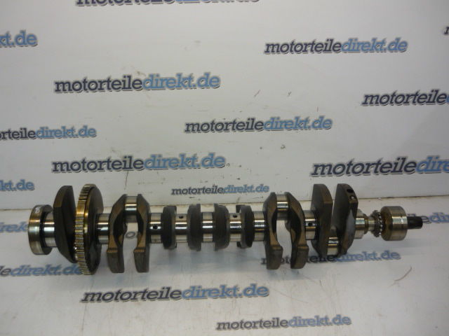 Crankshaft BMW E90 E60 X3 E83 Z4 E85 2.5 si 325 i 525 i N52 N52B25A 218 PS