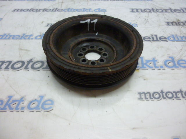 Pulley Audi A8 4E 3.7 out of petrol V8 quattro 206 KW BFL 077105251N